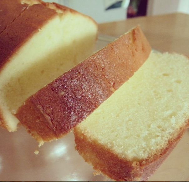 Very Moist Pound Cake Recipe