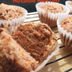 Apple and Carrot Autumn Muffins