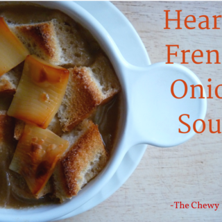 Hearty French Onion Soup